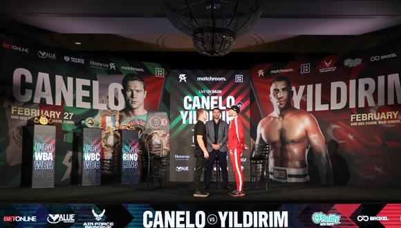 Saúl 'Canelo' Álvarez vs. Avni Yildirim: así van las apuestas para la pelea por el título de la CMB
