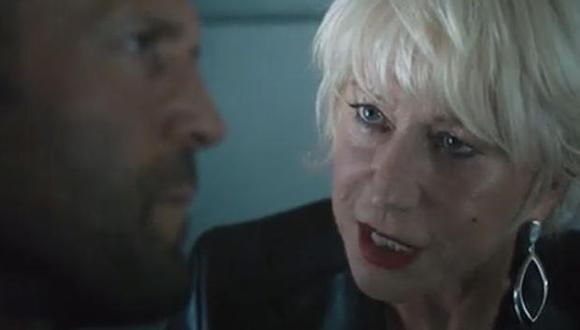 """Mirren aparentemente tuvo que intimidar un poco a Vin Diesel para que la agregara a la franquicia """"Fast and Furious"""" (Foto: Universal Pictures)"""