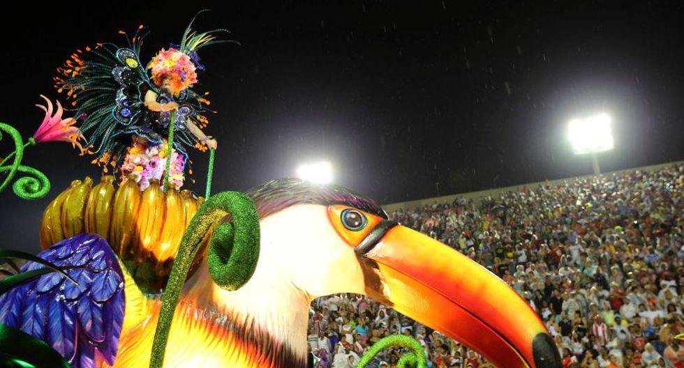 Carnaval de Río: Los primeros desfiles en el Sambódromo [FOTOS] - 11