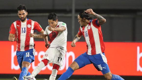 Perú vs. Paraguay en Asunción por Eliminatorias Qatar 2022. (Foto: Selección Peruana)