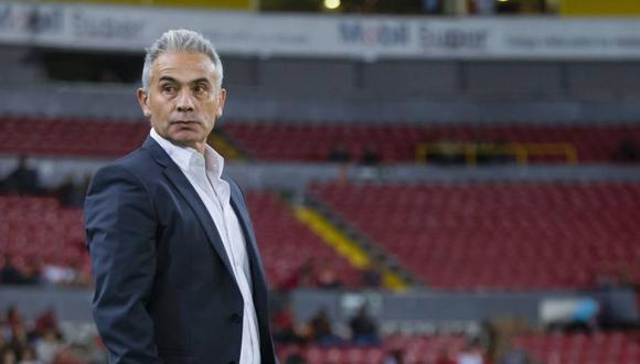 """Juvenal Olmos sobre Reinaldo Rueda: """"no sé cuál fue la jugada que quiso hacer llamando a Lasarte""""."""
