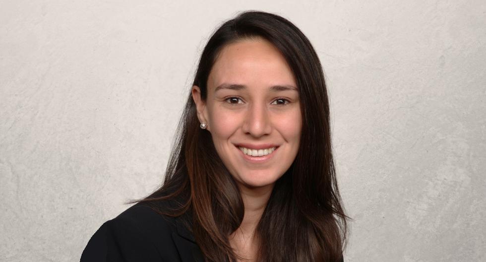 La especialista en medicina interna Fiorella Krapp sigue su doctorado en Microbiología e Inmunología en la Universidad Católica de Lovaina. (Foto: Archivo personal)