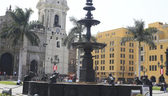 La ciudad de Lima presenta la mayor tasa de víctimas de intento de robo de dinero, cartera, celular con 7 víctimas por cada 100 habitantes de 15 y más años de edad. (Foto: archivo)