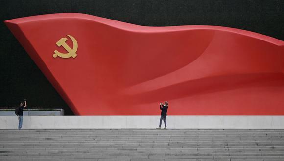 Sun Daw: China condena a 18 años de prisión a empresario multimillonario crítico con el régimen comunista. (Foto referencial, NOEL CELIS / AFP).