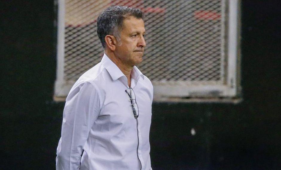 Juan Carlos Osorio dirigió de 2015 a 2018 a la selección mexicana. (Foto: EFE)
