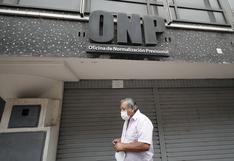 Retiro ONP: Congreso respondió demanda del Ejecutivo y TC ya evalúa argumentos de ambas partes