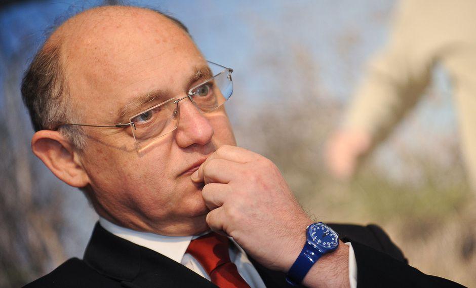 Muere el ex canciller de Argentina Héctor Timerman a los 65 años. (AFP).