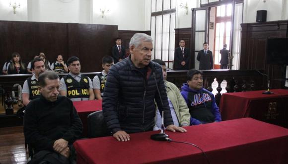 César Villanueva es investigado por presunto tráfico de influencias (Foto: PJ)