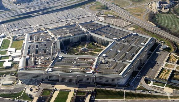 El Pentágono (Foto: AFP)