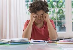 Fatiga ocular en niños: ¿Cómo prevenirla?