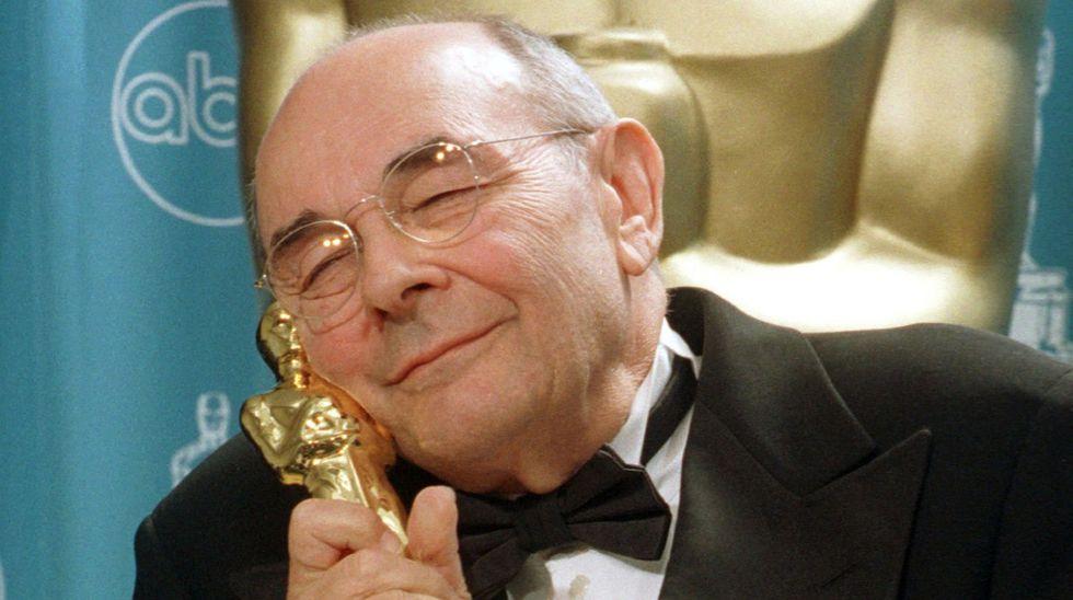 "Stanley Donen, director de ""Singin' in the Rain"". (Foto: Agencia)"