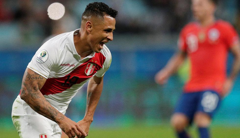 Perú vs. Chile: así fue la narración chilena de los goles de Flores, Yotún y Guerrero en Copa América. (Foto: AFP)