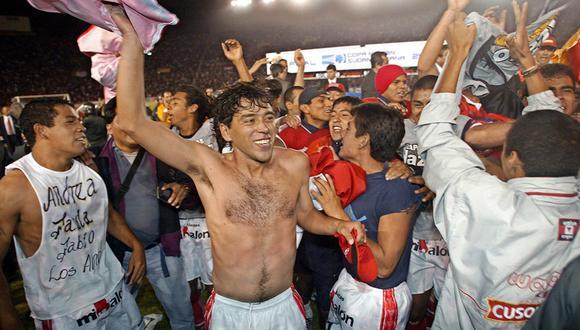 El Cienciano del Cusco se convirtió en el primer club peruano en ganar un título internacional: la Copa Sudamericana 2003. (AFP)
