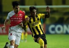 Peñarol venció 3-0 a River Plate por la Copa Sudamericana 2021