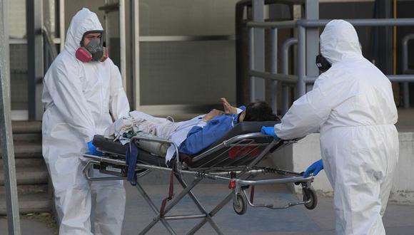 Coronavirus en México | Últimas noticias | Último minuto: reporte de infectados y muertos por COVID-19 hoy, lunes 12 de abril del 2021. (Foto: EFE/Luis Torres).
