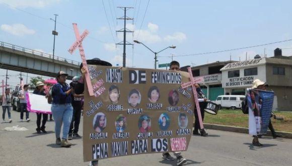 Cada dos horas y media matan a una mujer en México. Foto: Archivo de El Universal/ GDA
