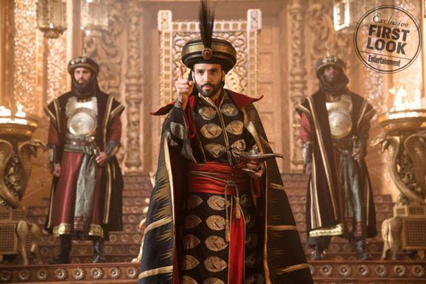 Marwan Kenzari es Jafar (Photo: Aladdin / Disney)