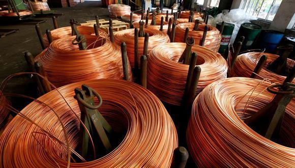 La producción de cobre aumentó 0,8% con respecto a 2018. (Foto: Reuters)