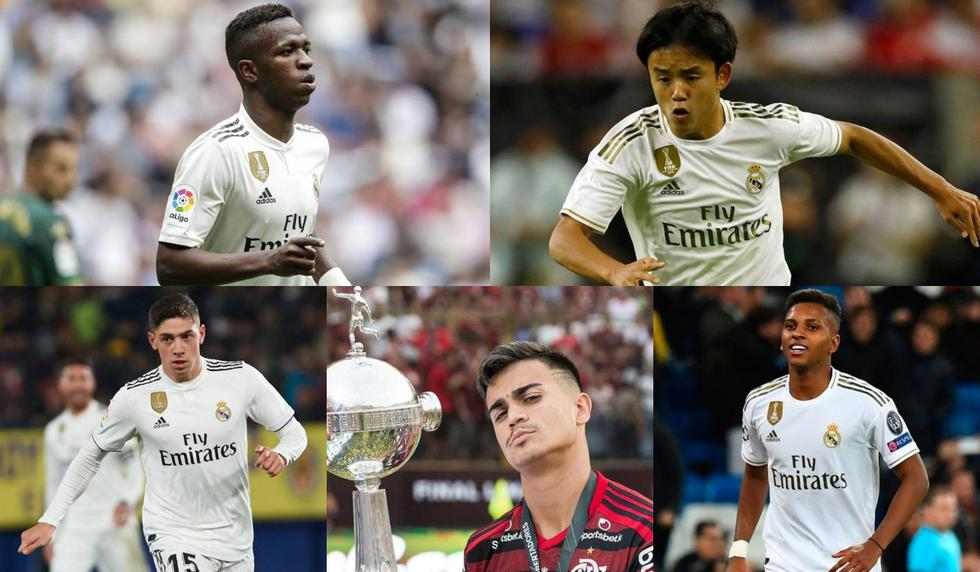 En menos de una década: las 10 'joyas' del Real Madrid que serán el futuro del club [FOTOS]