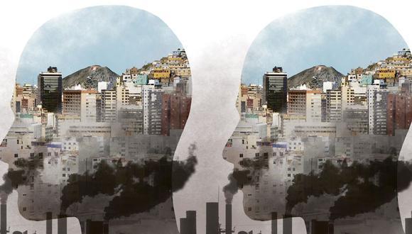 La disminución de los gases de efecto invernadero (GEI), es uno de los compromisos que ha asumido el Perú. Para ello, es necesario seguir promoviendo el uso de energías limpias. (Ilustración: Víctor Aguilar)