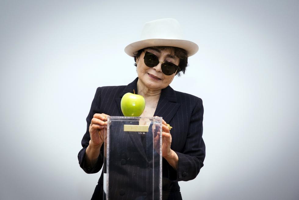 Yoko Ono (Foto: Reuters)