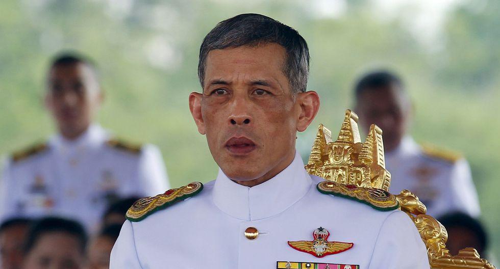 El rey de Tailandia Maha Vajiralongkorn en una imagen del 13 de mayo del 2015.  (REUTERS/Chaiwat Subprasom).