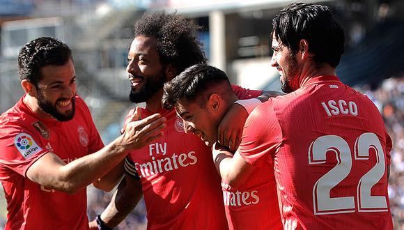 Real Madrid cayó 3-1 ante Real Sociedad en la penúltima fecha de la Liga Santander.