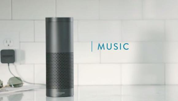 Amazon: lanza su parlante inteligente llamado Echo