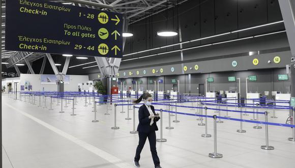 Para ACI Europa, sus miembros han recibido menos ayudas que las compañías aéreas durante la crisis. (Foto: Bloomberg)