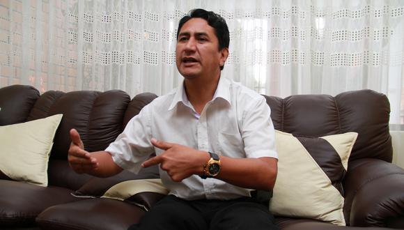 Vladimir Cerrón dijo que el Gobierno debe evaluar traslado de Alberto Fujimori. (Foto: archivo GEC)