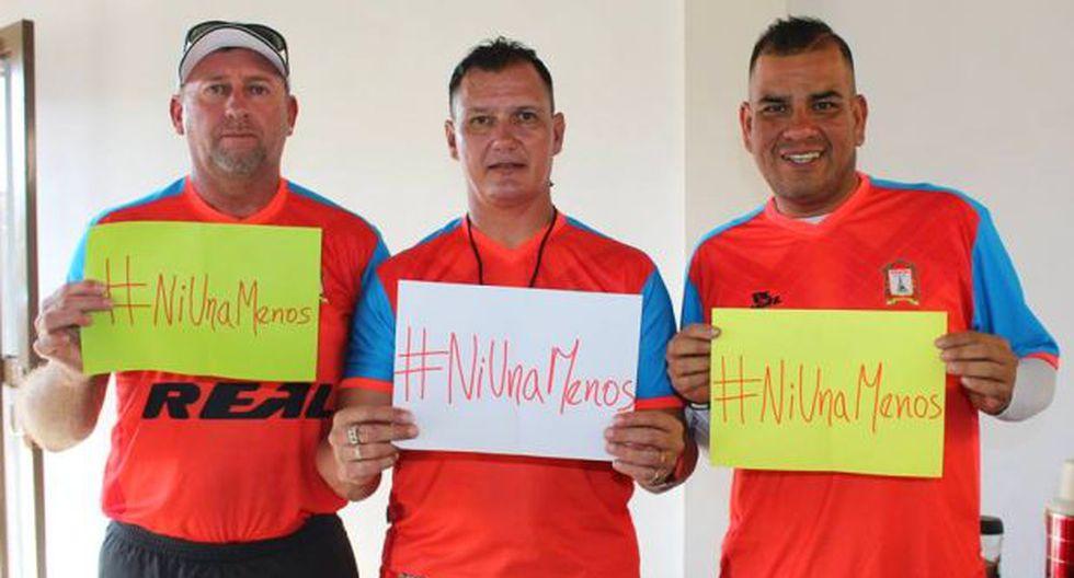 #NiUnaMenos: Ayacucho FC, el primer club que se une a campaña - 2