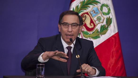 """""""El crecimiento del país se logrará en base a inversiones y una mejor recaudación, no a costa del incremento de tasas impositivas"""", dijo el mandatario. (Foto: Bloomberg)"""