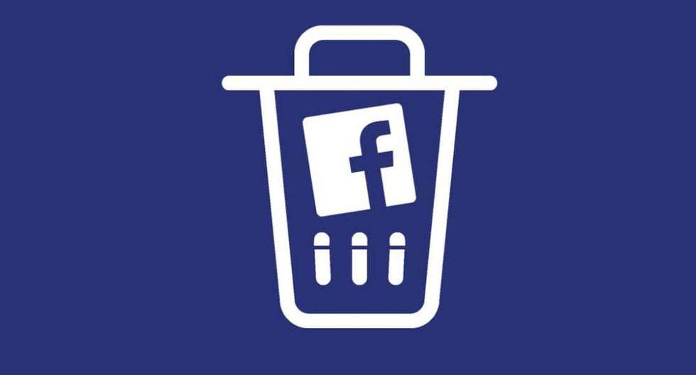¿Quieres eliminar tu cuenta por siempre? Conoce todos los métodos para poder borrar tu cuenta de Facebook. (Foto: Facebook)