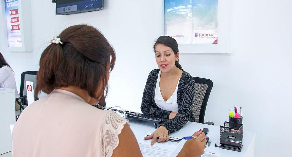 AFP Habitat informó que cumplió 4 años de operaciones en el Perú el pasado 1 de junio. La empresa destacó entre sus logros el liderazgo en rentabilidad que obtuvo en los fondos 1, 2 y 3 desde que inició operaciones. (Foto: El Comercio)