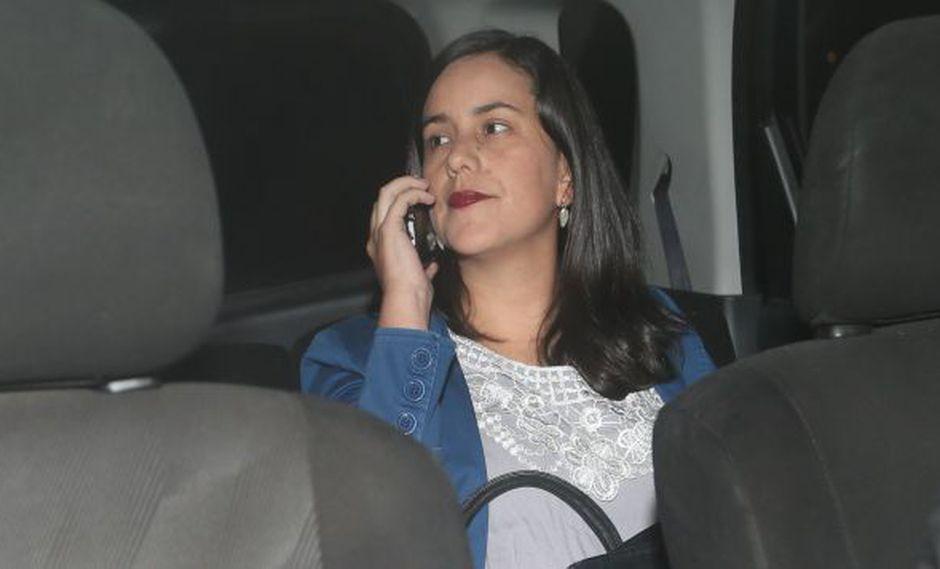 """""""Esto explica la desesperación de la señora Keiko Fujimori por tumarse al TC y a la fiscalía"""", dijo Verónika Mendoza sobre revelaciones de Marcelo Odebrecht. (Foto: Archivo El Comercio)"""