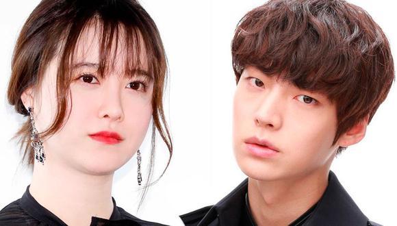 """Ahn Jae Hyun y Ku Hye Sun se conocieron en 2015, cuando protagonizaron el dorama romántico y de fantasía """"Blood"""" (Foto: Instagram)"""
