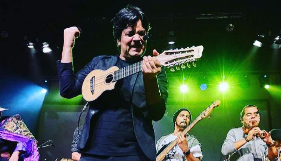 Pedro Suárez Vértiz comparó a Lucho Quequezana con Gastón Acurio. (Foto: lucho_quequezana)