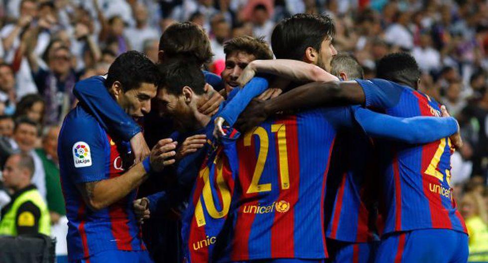 Barcelona ganó 3-2 al Real Madrid con golazo de Messi al final