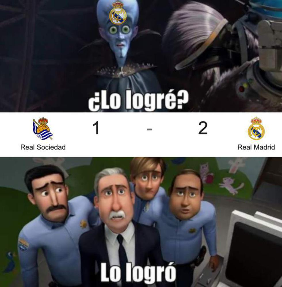 Real Madrid vs. Mallorca: memes