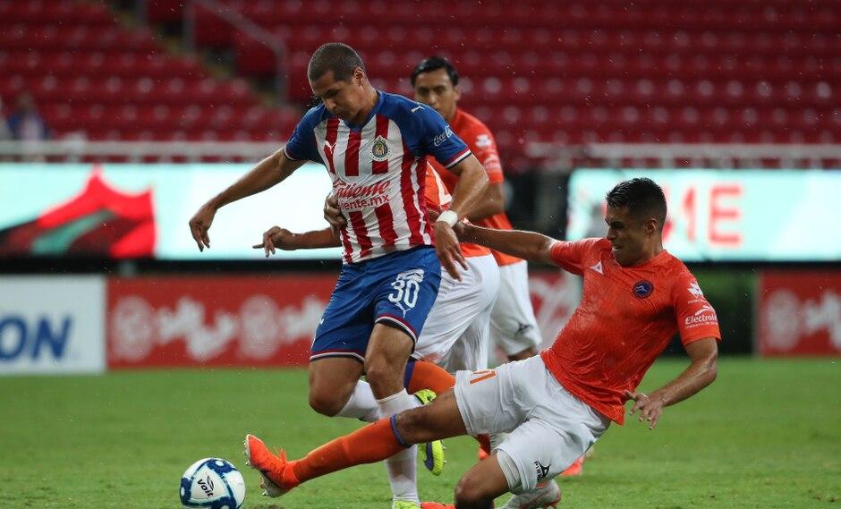 Correcaminos venció 1-0 a Chivas por la cuarta fecha de la Copa MX 2019 | Foto: Chivas