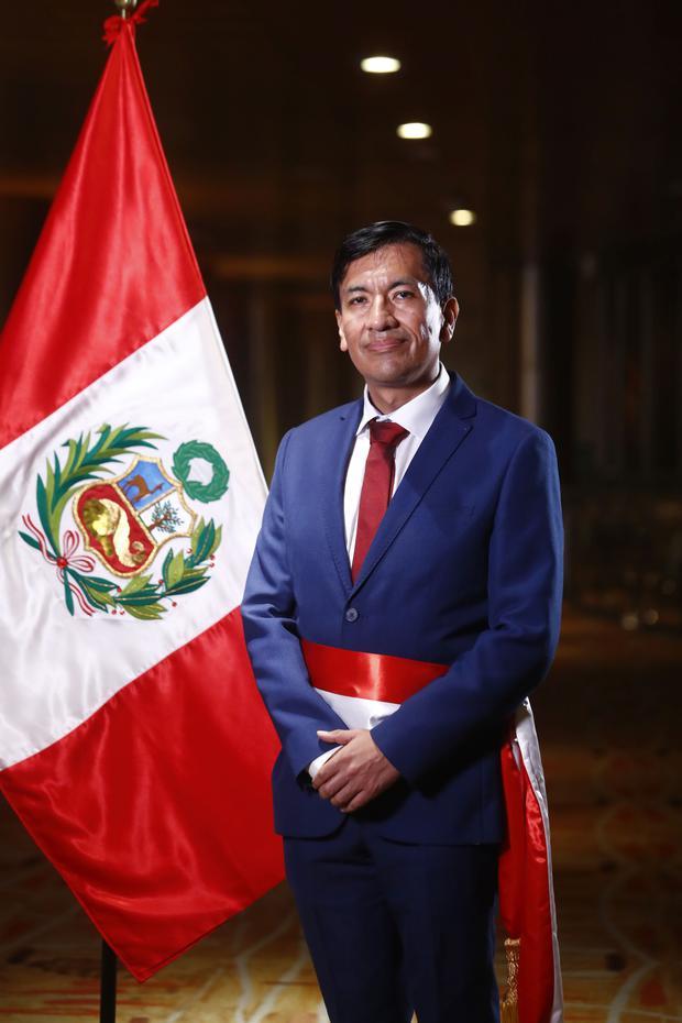 Juan Cadillo. . (Presidencia)