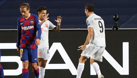 Barcelona pagaría una cantidad de dinero a Liverpool si Philippe Coutinho gana la Champions League. (Foto: AFP)