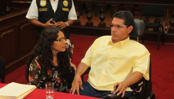 Podrían variar cárcel preventiva dictada para esposa de Urtecho