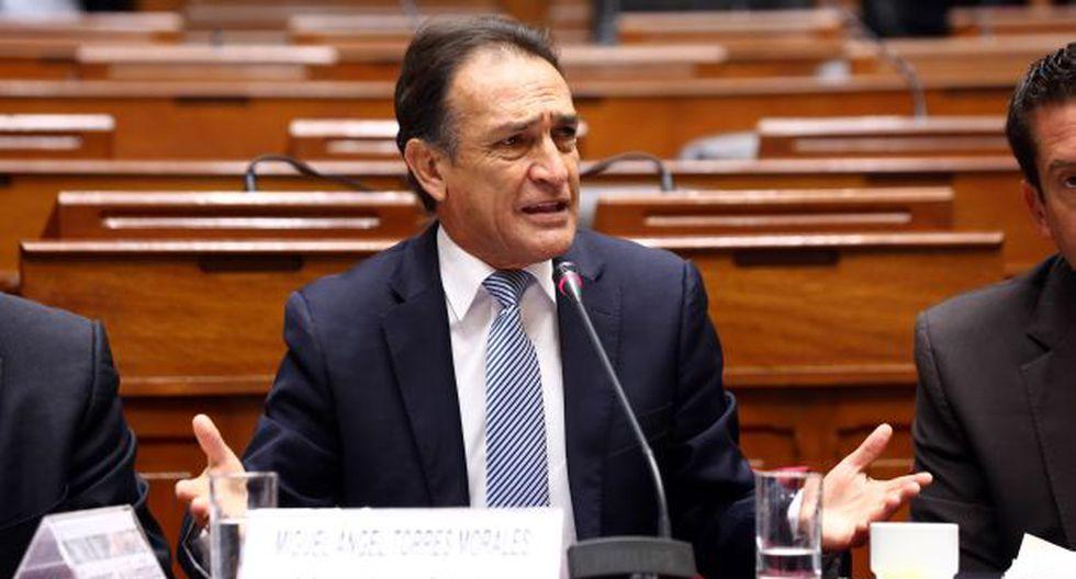 No solo Héctor Becerril, vocero alterno de Fuerza Popular, ha expresado su duda de que la bancada acepte la renuncia de PPK. Alberto Quintanilla, portavoz de Nuevo Perú, se ha expresado en el mismo sentido. (Foto: Congreso)
