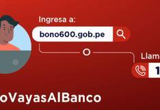 Bono 600: ¿Quiénes pueden cobrar el subsidio desde el 17 de febrero?