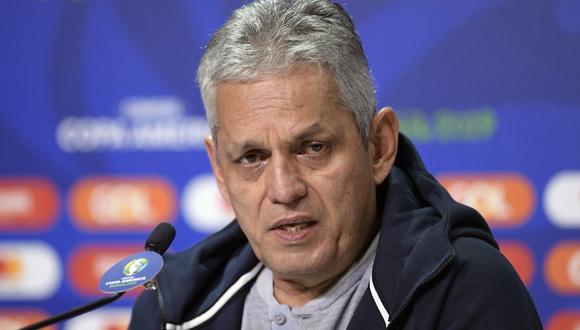 Reinaldo Rueda es entrenador de Chile desde el 2018. (Foto: AFP)