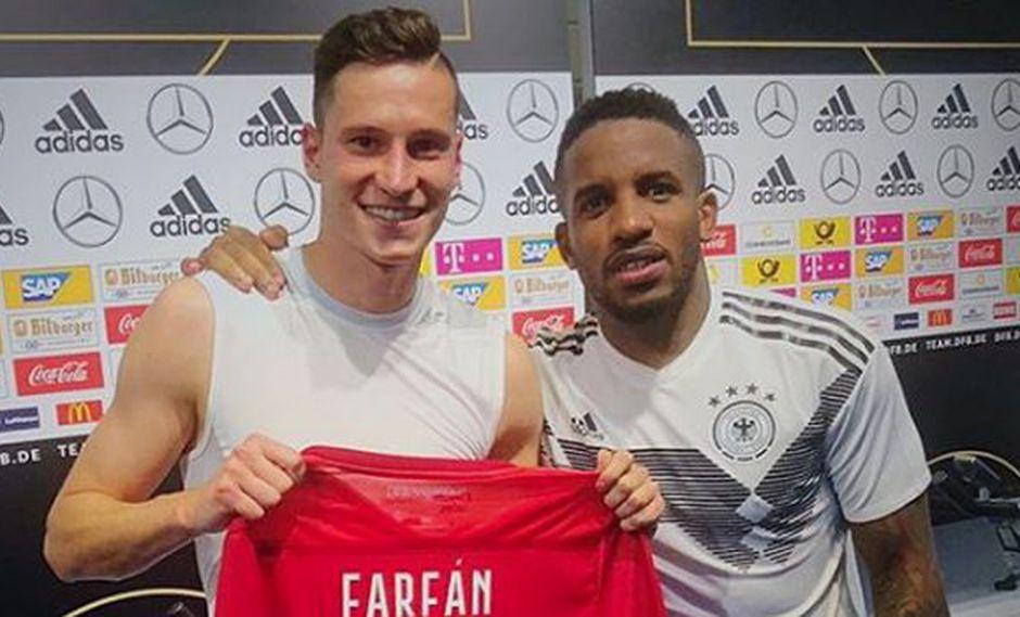 Draxler y Farfán fueron compañeros durante cinco temporadas en Schalke 04. (Foto: Instagram)