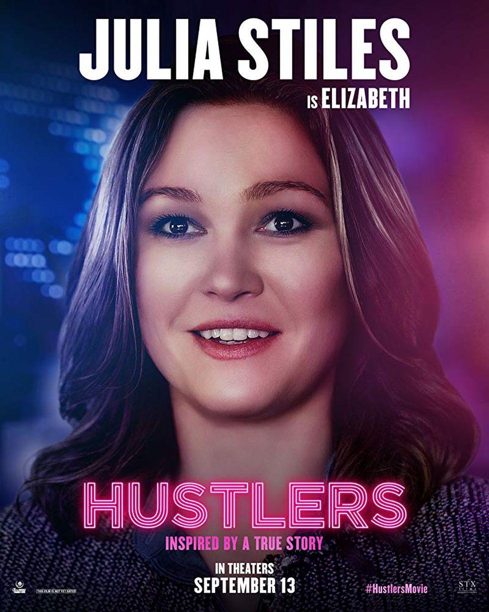 Julia Stiles en Hustlers (Foto: STXfilms)