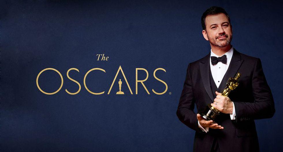 Jimmy Kimmel presentará en vivo la gala 90 de los premios Oscar. (Foto: Twitter oficial de la Academia)