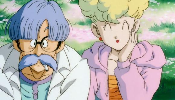 Aunque muchos la llaman 'Panchy', el nombre de la madre de Bulma es otro (Foto: Dragon Ball Super / Toei Animation)